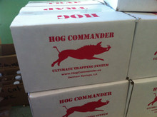 THE HOG COMMANDER ULTIMATE TRAPPING SYSTEM