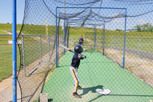 BATTING CAGES (NET ONLY)
