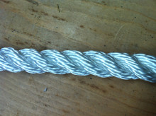 TWISTED NYLON ROPE IN 600 FT SPOOLS