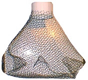 CRAWFISH TRAPS (PYRAMID TYPE)