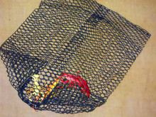 "24"" PVC Coated Wire Pillow Crawfish Trap"