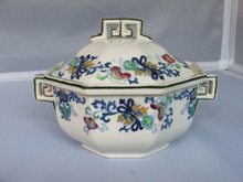 Chinese Sugar Bowl