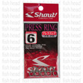 Shout Press Ring