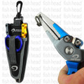 Jignesis X3  Fishing Plier, Scissors and Pouch