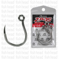 Jignesis ZP-75- Barbless Inline Popping Single
