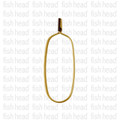 Dr Slick Brass Hackle Pliers
