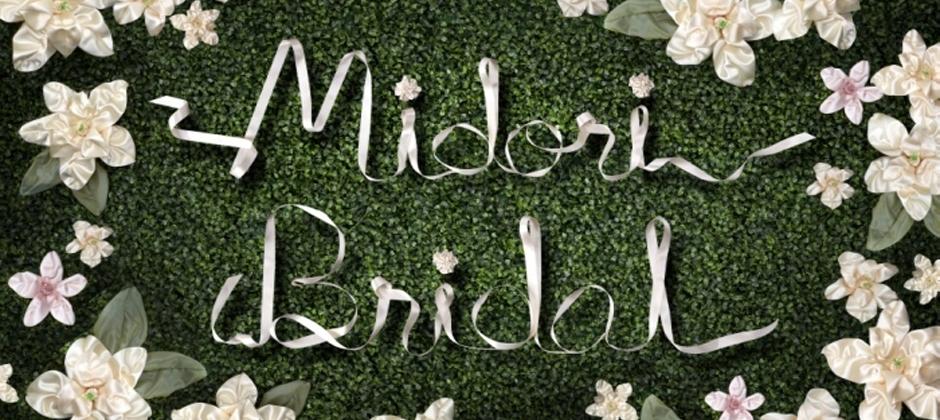 Ribbon and Gift Wrap Bridal Colors
