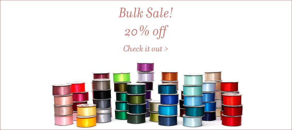 wholesale bulk sale