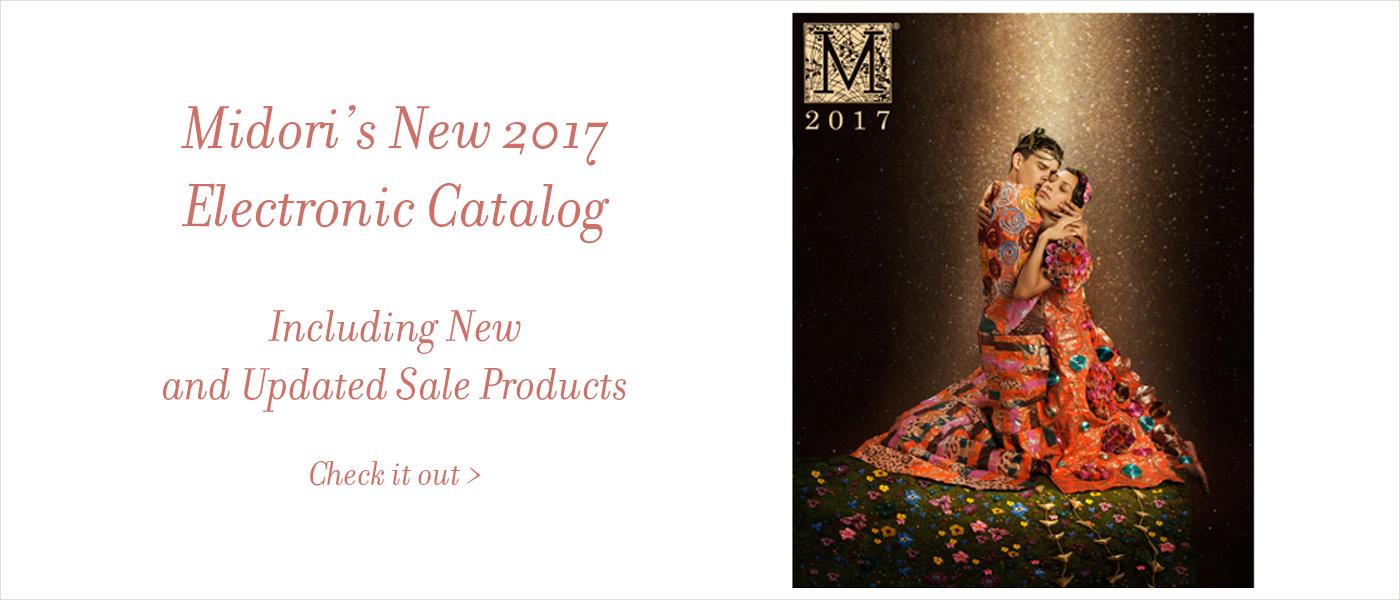 Midori's Products Catalog
