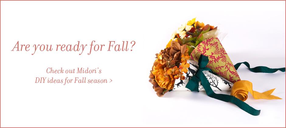 Fall DIY ideas