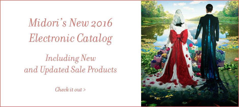 Midori Electronic Products Catalog 2016