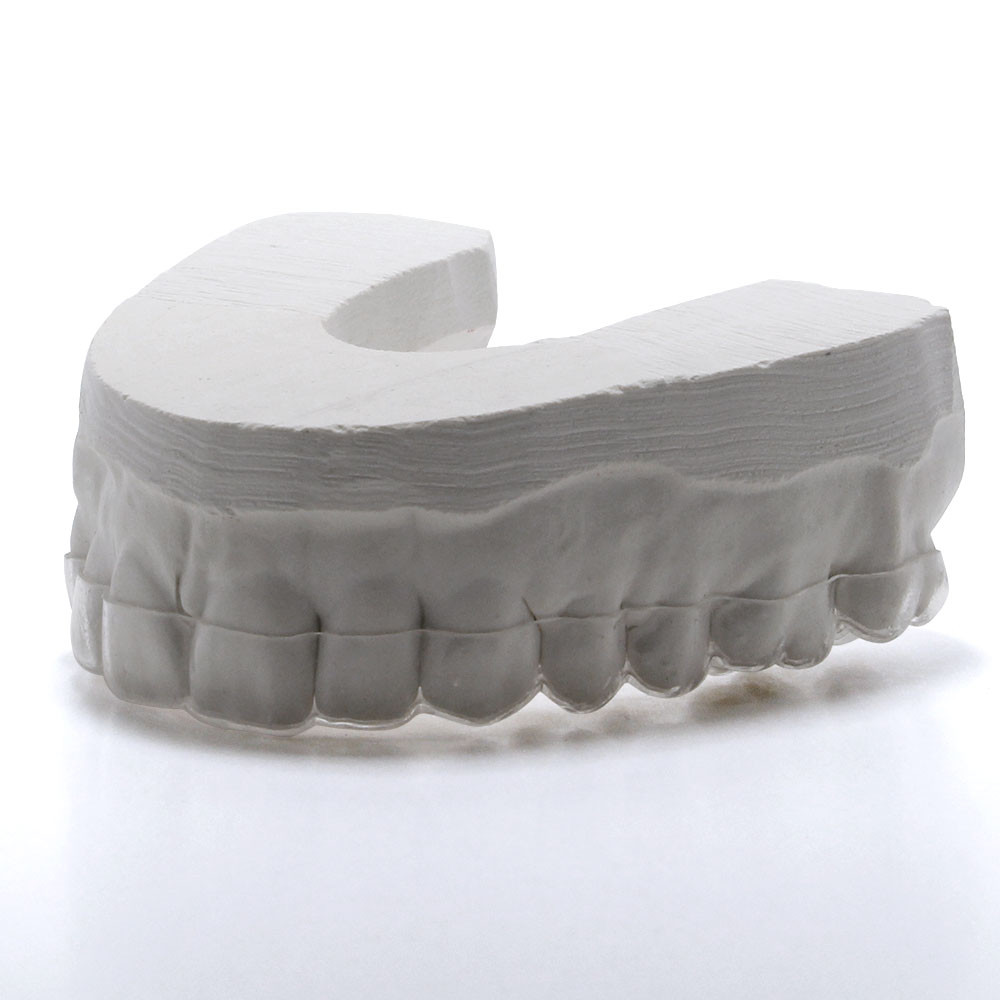 ultra thin guard for day time teeth grinding
