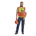 Contract Sleeveless Reflective Vest - NO STOCK UNTIL FURTHER NOTICE!!