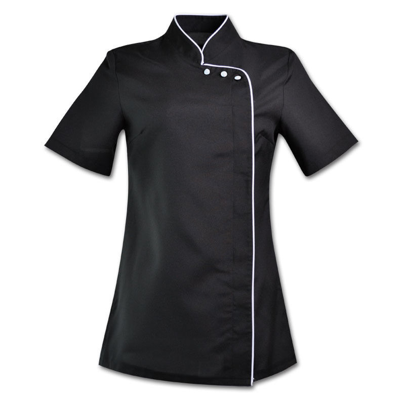 Madri tops i health spa uniforms i azulwear south africa for Spa uniform south africa