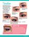 1950s eyeliner shapes