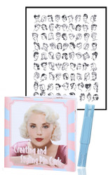 Sculpture Pin Curl Tool Set
