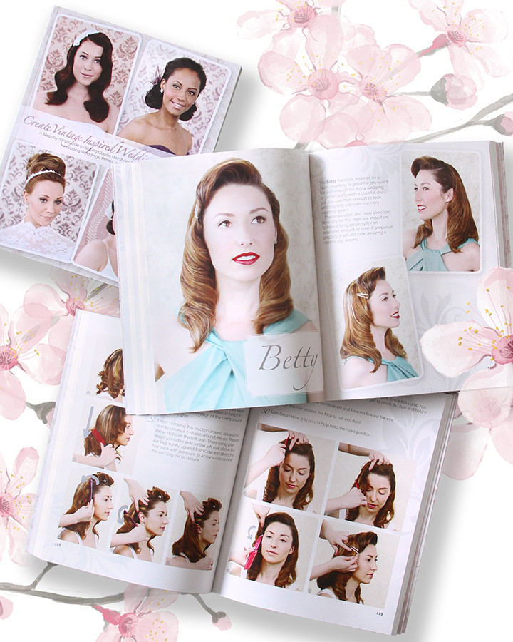 Vintage-Inspired Hairstyles for Formal Occasions Tutorial Book