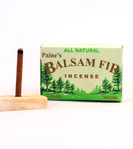 Balsam Fir (Green Box) Paines Incense
