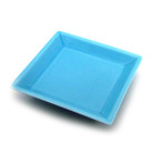 Porcelain Incense Tray - Light Blue