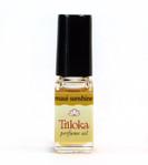 Maui Sunshine Triloka Perfume Oil