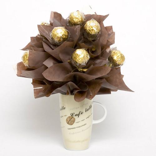 Chocolate Ferrero Latte