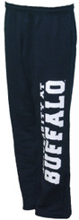 Sweatpant Univ @ Buff down leg