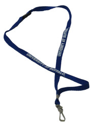 Shoestring lanyard thin