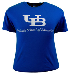 UBAA Grad School of Ed tee