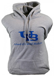UBAA Dental hoodie grey