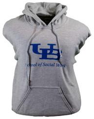 UBAA Social Work hoodie grey