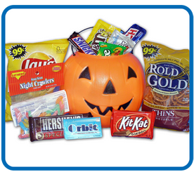 Trick or Treat Package - Greetings from Home
