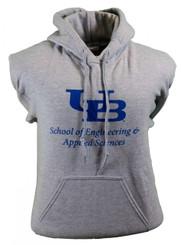 UBAA Engineering hoodie royal & grey