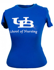 UBAA Nursing tee - regular fit