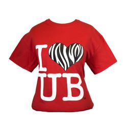Tee I LOVE UB