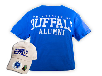 Alumni Cap and T-shirt Combo
