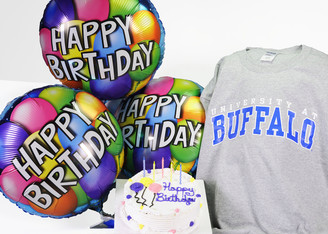 Deluxe Birthday Package