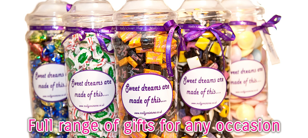 Sweet gifts for any occasion
