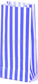Blue & White Sweet Bags