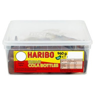 Haribo Tubs - Giant Cola Bottles