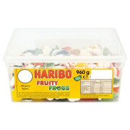 Haribo Tubs - Fruity Frogs