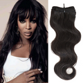24 Inches Body Wave Virgin Peruvian Hair