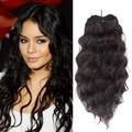 14 Inches Wavy Virgin Brazilian Hair
