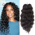 16 Inches Wavy Virgin Brazilian Hair