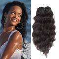 18 Inches Wavy Virgin Brazilian Hair