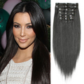 120g Clip-In Hair Extensions