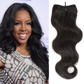 18 Inches Body Wave Virgin Peruvian Hair