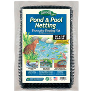 "14' x 14' Pond Netting 3/8"" Mesh"
