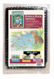"28' x 45' Pond Netting 3/8"" Mesh"