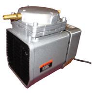 SCDC12 .8 CFM, 1/8 HP Diaphragm Air Compressor. 115 Volts, 3.4 Amp