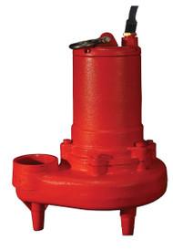 SCWQ1502 17100 GPH Submersible Pump 8 Amps 230 Volts